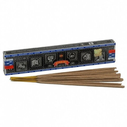 Super Hit Incense 15g Box