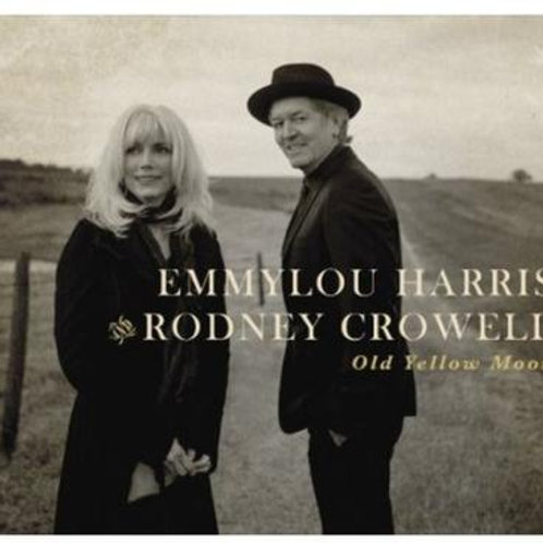 EMMYLOU HARRIS & RODNEY CROWELL - OLD YELLOW MOON CD