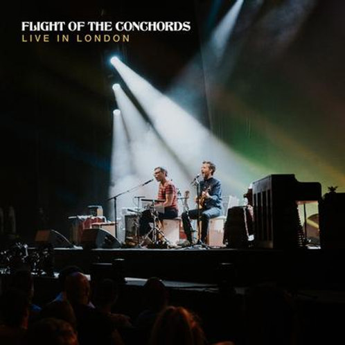 Flight Of The Conchords - Live In London Vinyl