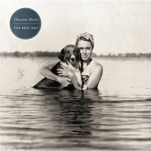 THURSTON MOORE - THE BEST DAY CD