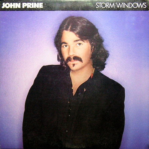 John Prine - Storm Windows Vinyl