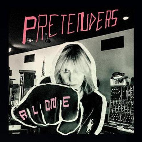 THE PRETENDERS - ALONE CD