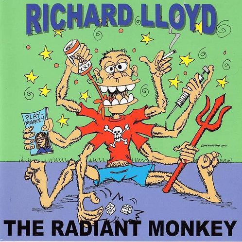 Richard Loyd - The Radiant Monkey Vinyl
