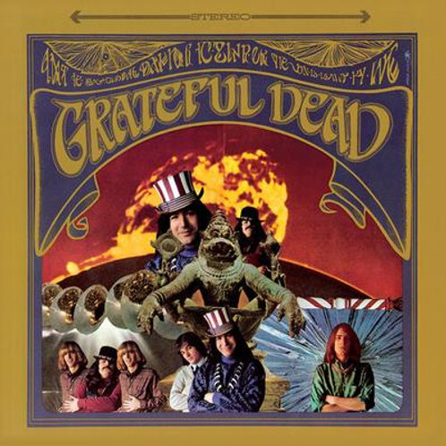 The Grateful Dead - The Grateful Dead 180g Vinyl