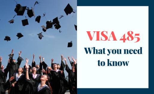 Updated!! Subclass 485 - Temporary Graduate Visa