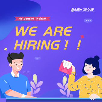 MEA is hiring!