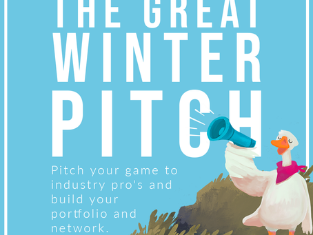 The Great Winter Pitch!