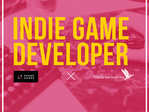 Applications for Indie Game Developer 21/22 open!