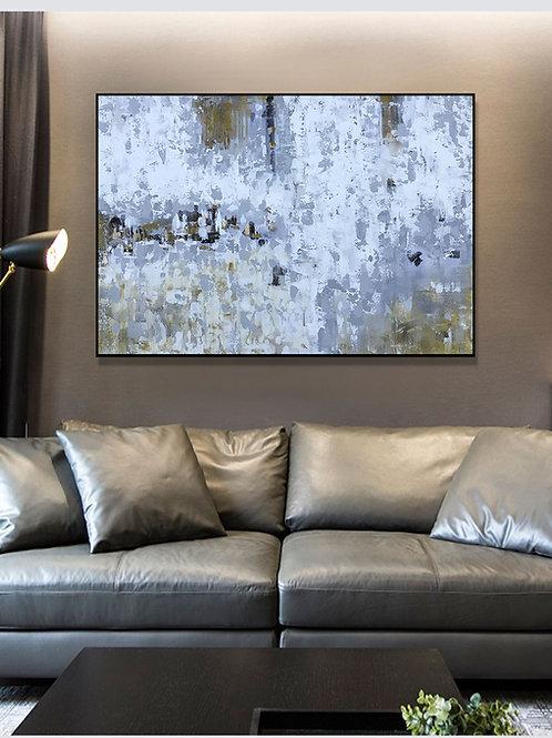 Large Wall Art, Textured Art,Original modern Abstract Painting by Julia Kotenko