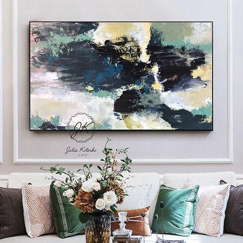 Original Oil Paintings On Canvas by Julia Kotenko