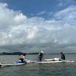 Stand Up Paddling (SUP) Tour