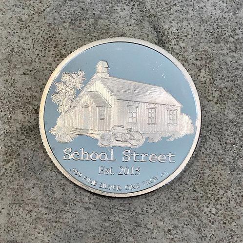 Hatcher/School Street Coin (Gift Certificate)