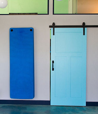 Boston Pilates Mat Room