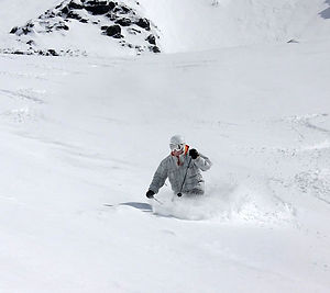 Specializing in PMTS ski instruction on Whistler/Blackcomb