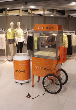 Pipoca - Me Move