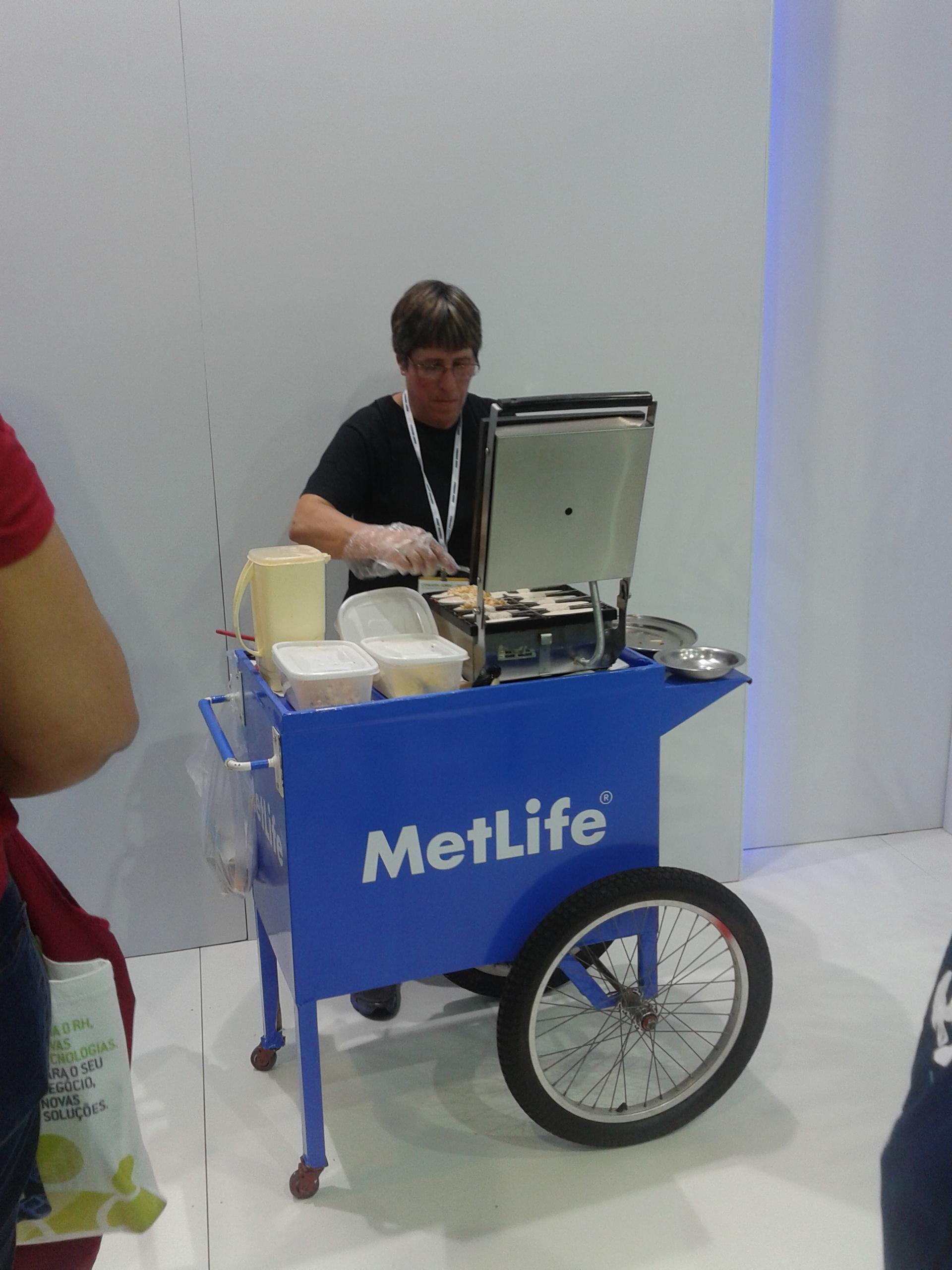Crepe Suíço - MetLife
