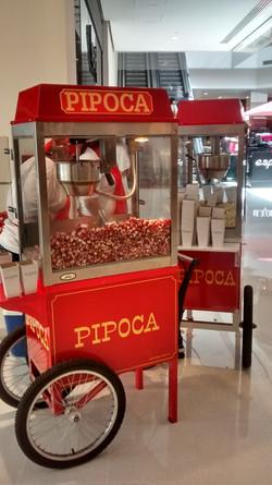 Pipoca- Shopping Iguatemi Alphaville