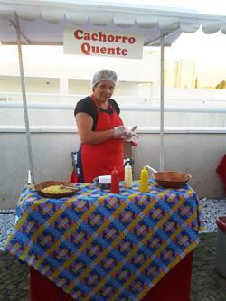Barraquinha Hot Dog - Festa Junina
