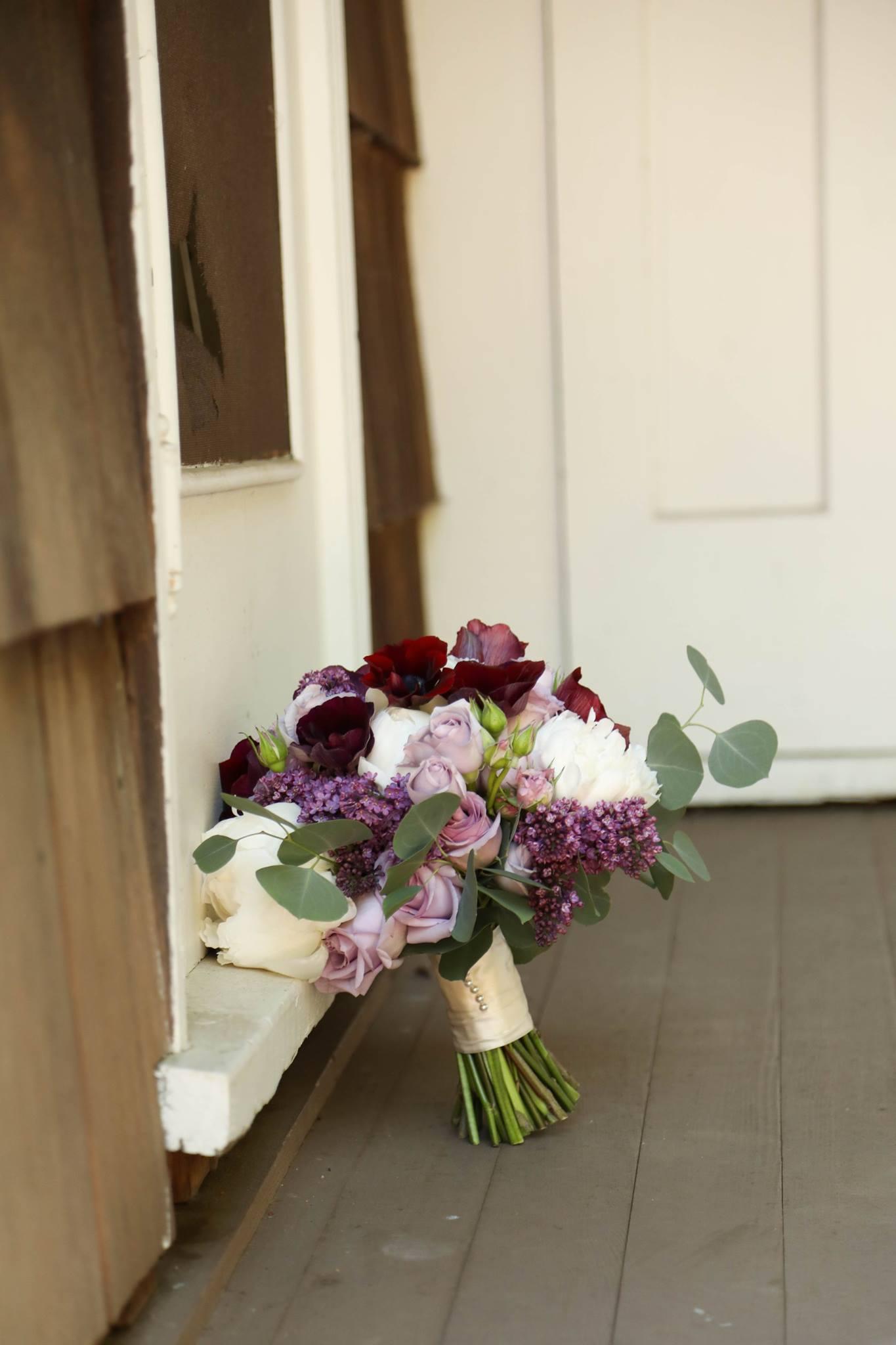 lavender wedding Kuga Designs 6