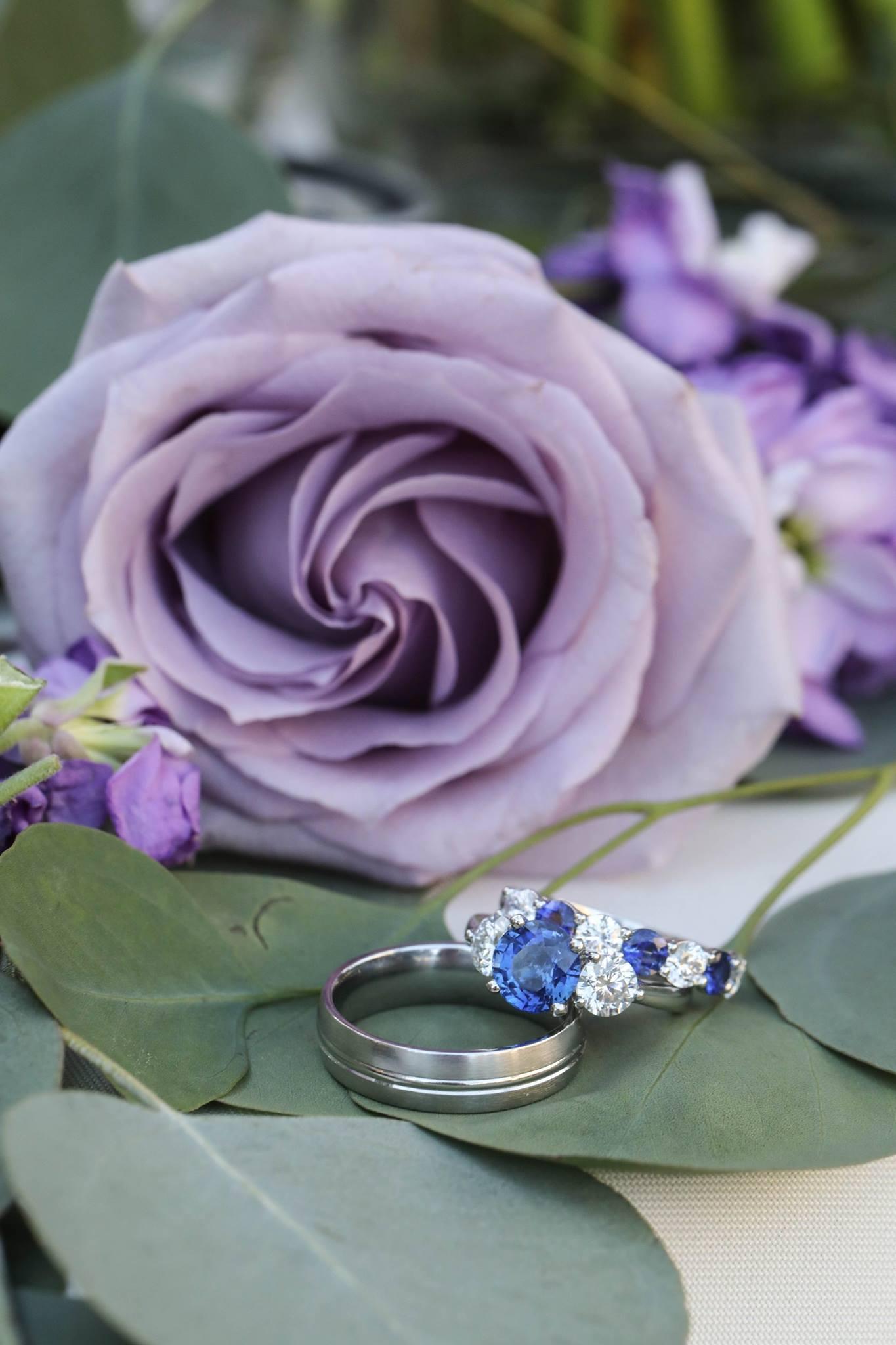 lavender wedding Kuga Designs 1 4