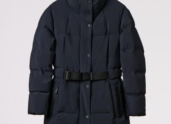 Manteau stretch Fusalp avec ceinture ajustable