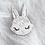 Thumbnail: Pin's Lapin Lunaire