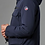 Thumbnail: Manteau Fusalp à capuche bleu marine