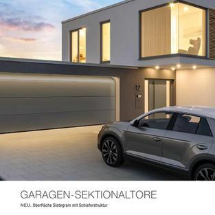 Hörmann Garagensectionaltore