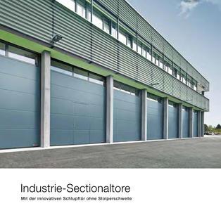 Hörmann Industriesectionaltore