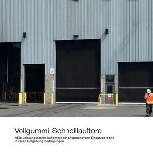 Vollgummi_Schnellauftore