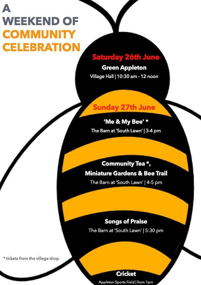 Weekend Community Celebration Jun21 webs