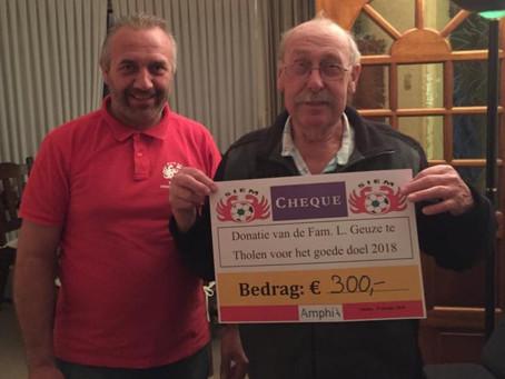 Bijzondere Donatie Fam. L. Geuze