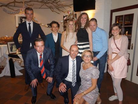 Donatie van familie Nieuwenhuijzen-geluk