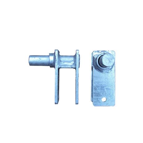 Galvanised to EN ISO 1461