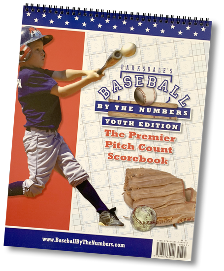 Little League scorebooks