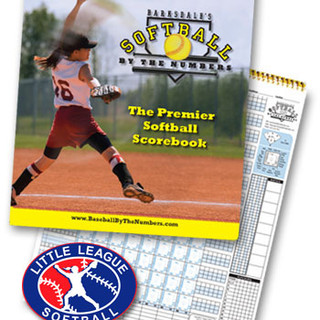 Softball Scorebooks