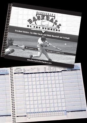 Baseball Scorebooks