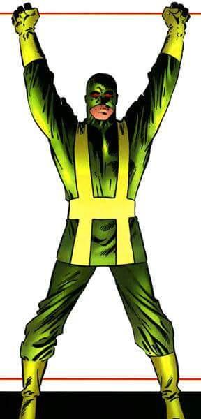 HYDRA Henchman, correctly saluting [Photo credit: Marvel Comics]