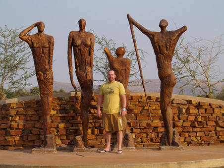 Leloko Estate Sculpture
