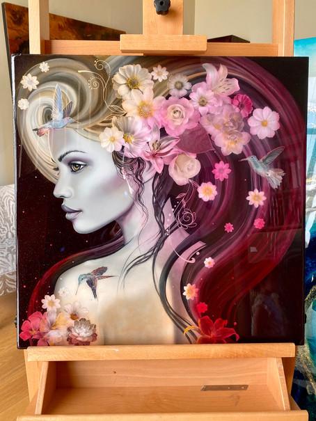 Muse series - Brenda Herd
