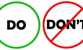 Do's and Don'ts of Mortgages