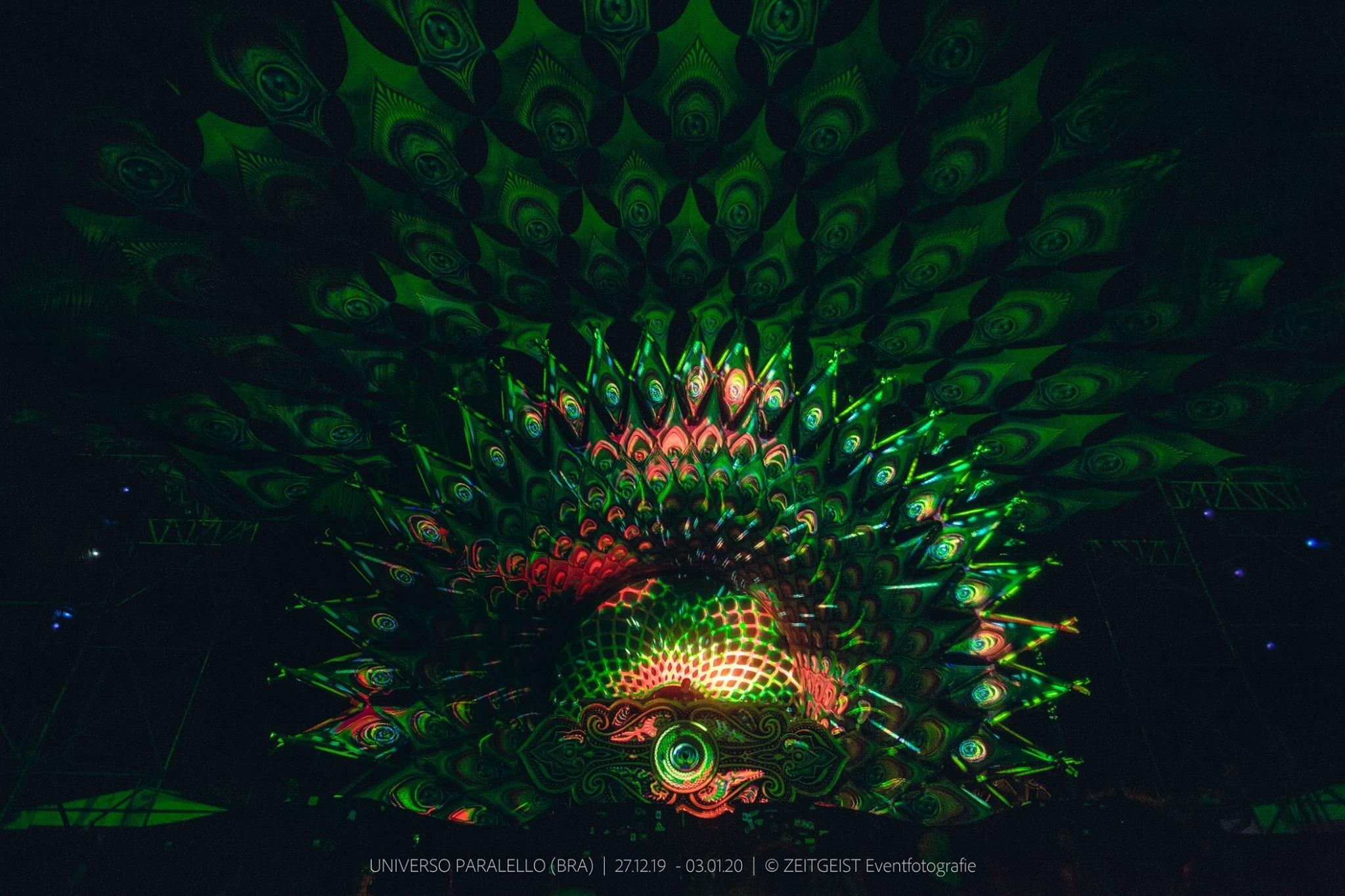 @ Universo Paralello Festival Brazil