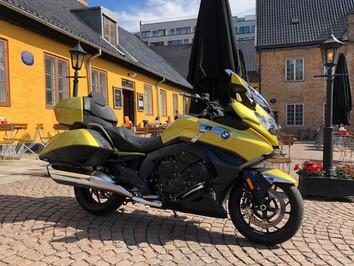 BMW 1600 Grand America - Luksus cruising med oppdatert teknologi