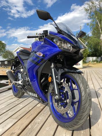 Yamaha R3 - En enestående A2 til glede for store og små - Sport og lek