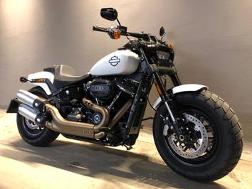 Nye Harley Davidson Fat Bob - herlig kjøremaskin på steroider