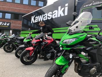 Demo-dager hos Monsterbike i Drammen - Nå kan du gjøre en kjempebra handel!