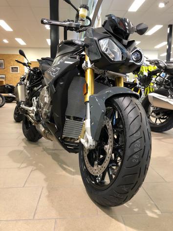 Ny månedens sykkel - BMW S 1000 R