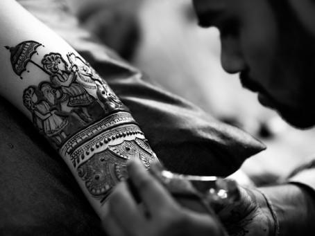 Let's talk about Mehndi artists in BHUBANESWAR