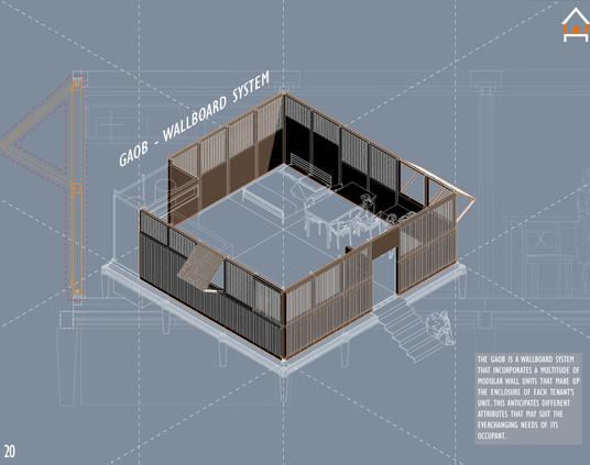 WALL BOARD SYSTEM