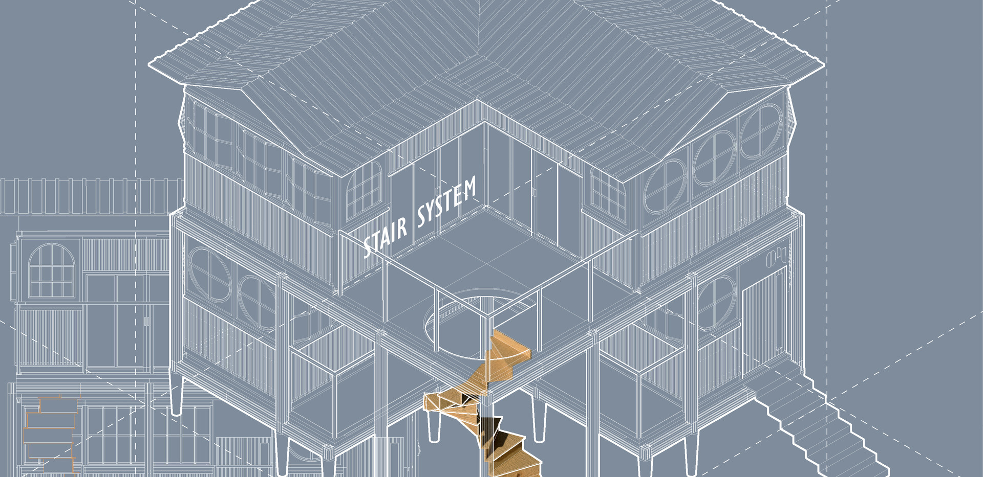 STAIR SYSTEM